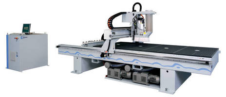 CNC Router is designed for nested-based machining.