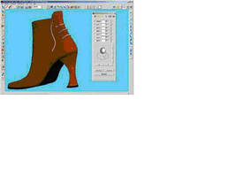 CAD/CAM Software aids in design and manufacture of footwear.