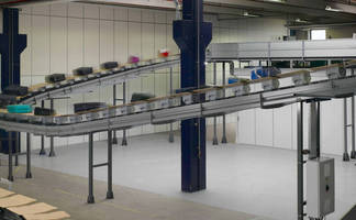 FKI Logistex LS-4000 Sorters Use 75% Less Energy