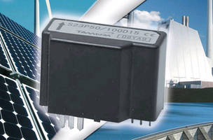 Master Distributors Offers Closed Loop Hall Effect Current Sensors from Tamura Corporation