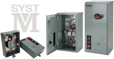 Moeller Offers Ready-Made Enclosed Motor Starters