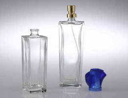 Flint Glass Bottles are designed for perfumes and colognes.