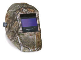 New Camouflage Design Introduced for Miller Electric Mfg. Co.'s Performance(TM) Series Auto-Darkening Welding Helmet Line