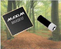 16-Bit Microcontroller operates from 1.7-3.6 V voltage range.