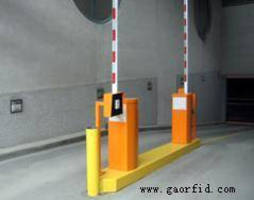 RFID Parking Barrier Gate enables wide lane management.