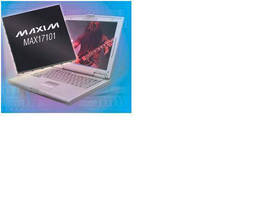 Step-Down Controller is designed for notebook power supplies.