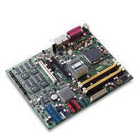 Digital Video Motherboard has 4 embedded MPEG4 codecs.
