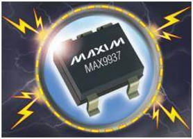 Current-Sense Amplifier offers reverse-battery protection.