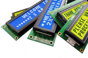 Newhaven Display International Inc. Introduces New LCD Serial Displays
