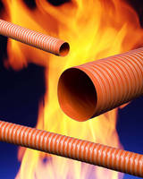 Air Handling Hose withstands temperatures up to 600°F.