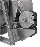 New! Chain Tensioner Option Available on Petroleum Reels