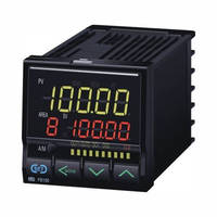 Temperature/Process Controller offers 0.1% accuracy.