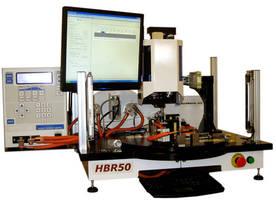 Welder performs reflow soldering, heat bonding and staking.
