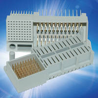Power Connectors are designed for use in MicroTCA systems.