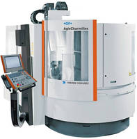GF AgieCharmilles Features Simultaneous 5-Axis Machining at WESTEC