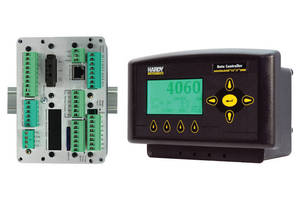 Loss-in-Weight Rate Controller suits variety of feeders.