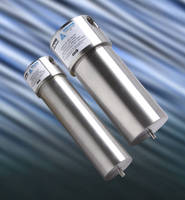 Air and Gas Filters suit harsh environments.
