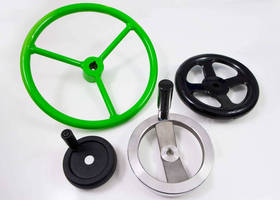 Rencol Extends Plastic and Metal Handwheels Range