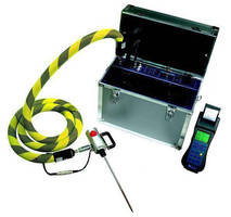Mass Emissions Monitor offers portable operation.