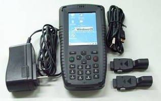 Handheld Reader targets RFID Mobile Solution.