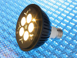 LED Spotlight Bulbs have maximum power draw of only 9.5 W.