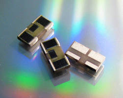 Chip Attenuator suits RF and microwave applications.
