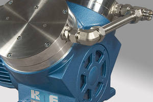 Customized Solutions: KNF Corrosion-Resistant Diaphragm Process Pumps Ideally Equipped to Handle Aggressive Gases