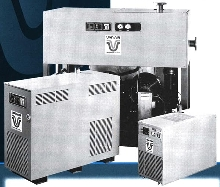 Refrigerated Dryers keep compressed air dry.