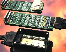 Thermocouple Cards provide low-noise temperature readings