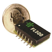 Laser Diode Driver is low noise and reflow compatible.