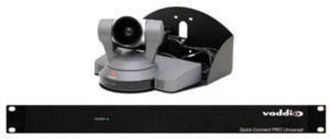 Extender Kit is designed for videoconferencing application.