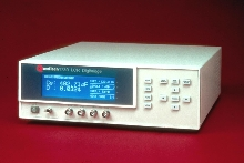 Impedance Instrument is traceable to NIST.