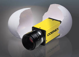 Cognex Receives Engineers' Choice Award As Selected by the Readers of Control Engineering Magazine