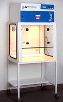 Ductless Fume Hood features removable spillage tray.