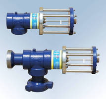 Rupture Pin Introduces New High Pressure Slurry Relief Valve