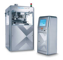 The OYSTAR USA Process Division Offers the Full Line of OYSTAR Manesty Xpress® Tablet Presses