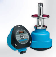 Liquid Flow Transmitter/Switch has no moving parts.