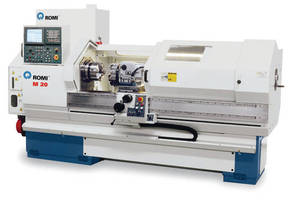 Romi to Show off M20 Combination Lathe at Eastec