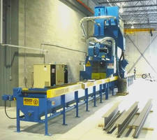 Wheelabrator® Roll Conveyor: Providing Blast Cleaning Solutions for a Specialty Steel Fabricator