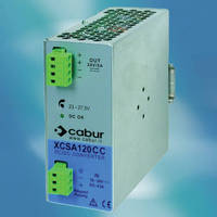 DC-DC Converters feature wide auto-ranging input.