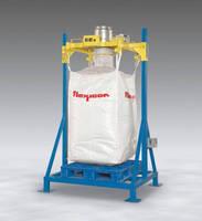 Bulk Bag Filler performs low capacity filling operations.