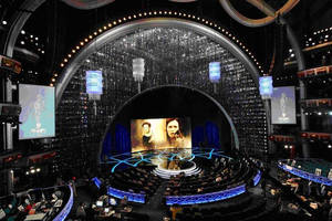 Lexco Cable Supports 2009 Academy Awards... Literally
