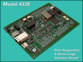 DAQ Board targets high speed embedded applications.