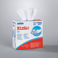 New WypAll X60 Wiper Dispensing System Helps Reduce Consumption, Costs and Waste