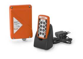 Radio Control Unit features 2/4/6/8 channels plus Start/Stop.
