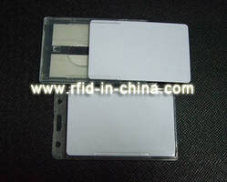 Passive UHF RFID Tag has read range of up to 15 ft.
