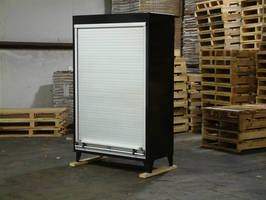 "New ...""Roll Up Door Cabinet""... from Strong Hold Products !!!"