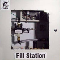 Zebra Skimmers Corporation, Announces its Improved Fill-Station(TM) Design