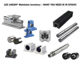 LEE LINEAR® Maintains Inventory - What You Need is in Stock!