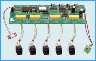 Network Switch features board only design.